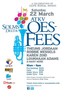 Oesfees Poster